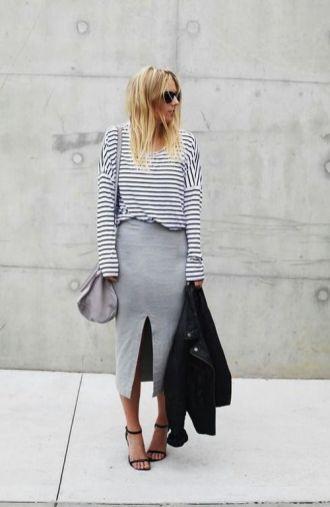 lauren-conrad-style-midi-skirt
