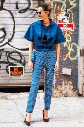 nyfw-street-style-sporty-hoodie