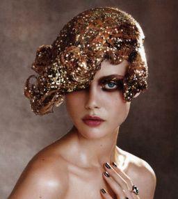 sparkly-hair