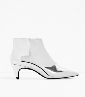zara-laminated-mid-heel-ankle-boots