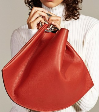 zara-studio-leather-maxi-bag