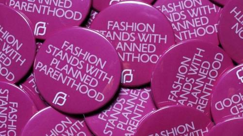 pins with political activism
