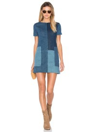 j brand luna shift dress
