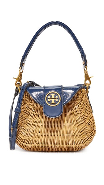 rattan straw cabas bag tory burch