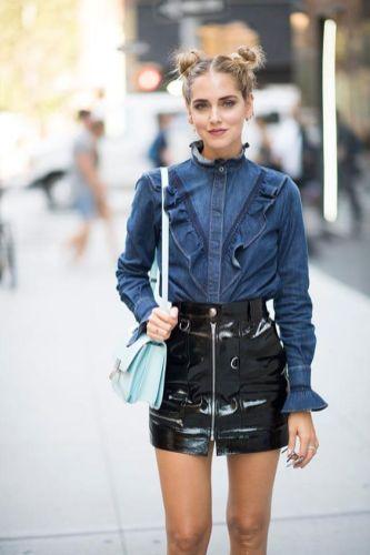 vinyl skirts