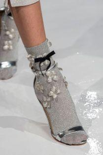 socks and heels sheer
