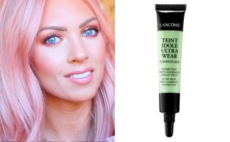 lancome camouflage color
