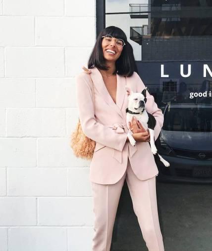pastel suit love