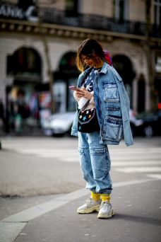 denim statement jacket