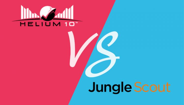 Helium 10 vs Jungle Scout Best Amazon Tool ?  Ultimate Discount Included