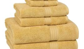 100% Egyptian Cotton Towel Set
