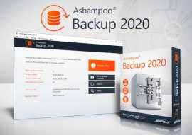 Ashampoo Backup 2021 License Key Free Download Full Version