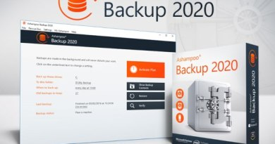 Ashampoo Backup Free License Key 2020 Full Version