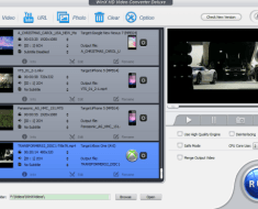 WinX HD Video Converter Deluxe Serial Key Free Download for Windows/Mac
