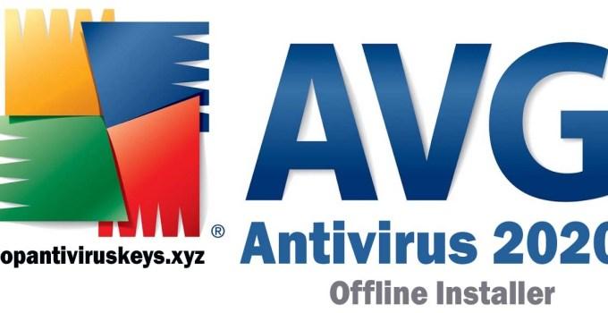 AVG Antivirus Free Download for Windows 10 (64-bit) Offline Installer