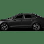 2015 Volkswagen Jetta Black