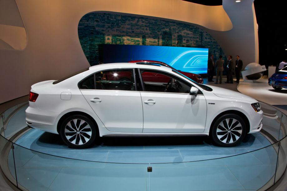 2015 Volkswagen Jetta Hybrid SEL