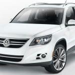 2015 Volkswagen Touareg White