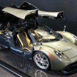 2015 Pagani Huayra Top