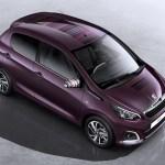 2015 Peugeot 108 Colors