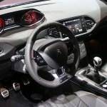 2015 Peugeot 308 GTI Interior