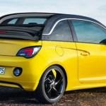 2015 Opel Adam Cabrio
