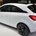 2015 Vauxhall Corsa VXR White