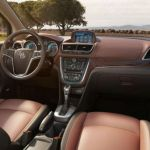 2015 Vauxhall Mokka Interior