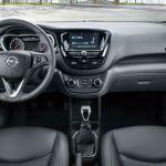 2015 Vauxhall Viva Interior