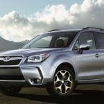 2015 Subaru Forester Premium Wallpaper