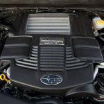 2015 Subaru Forester XT Engine