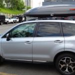 2015 Subaru Forester XT Silver