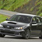 2015 Subaru WRX Hatchback Black