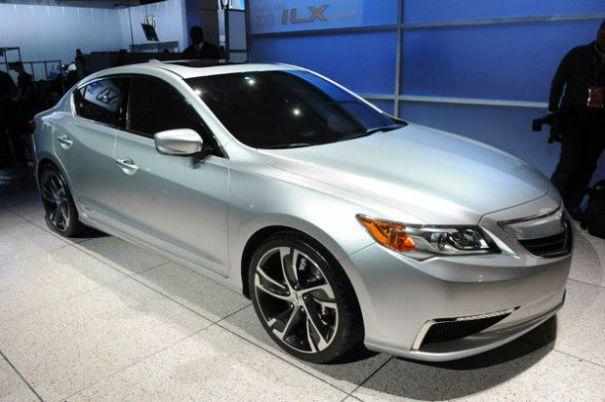 2015 Acura ILX 2.0L Technology