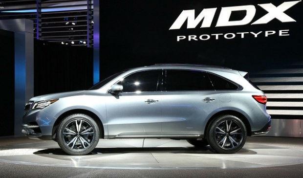 2015 Acura MDX Prototype