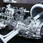 2015 Acura NSX Engine