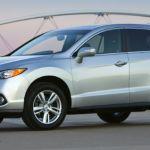 2015 Acura RDX Changes