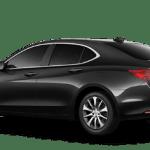 2015 Acura TL Black