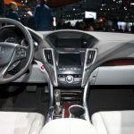 2015 Acura TL Dashboard