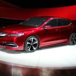 2015 Acura TL Pics