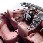 2015 Aston Martin DB9 Convertible