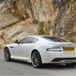 2015 Aston Martin DB9 Exhaust