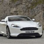 2015 Aston Martin DB9 Facelift
