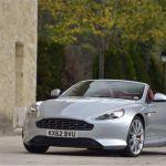 2015 Aston Martin DB9 Skyfall Silver
