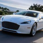 2015 Aston Martin Rapide S White