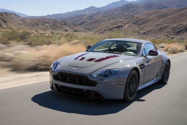 2015 Aston Martin Vantage S