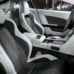 2015 Aston Martin Vantage Seats