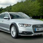 2015 Audi Allroad Silver