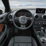 2015 Audi S3 Interior