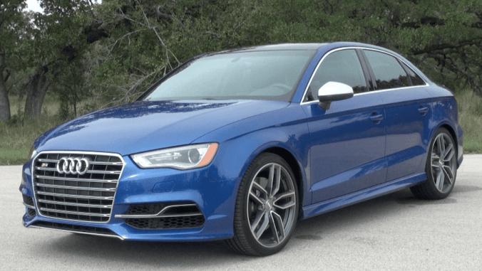 2015 Audi S3 Sepang